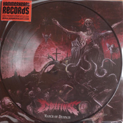 "Black Spiders ""This savage..."
