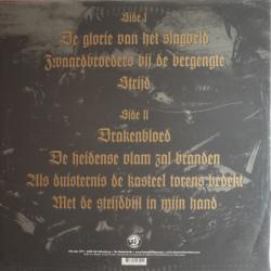 """Abbath """"Fire"""" T-shirt"""